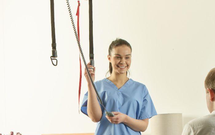 Medaco - Choosing a hoist