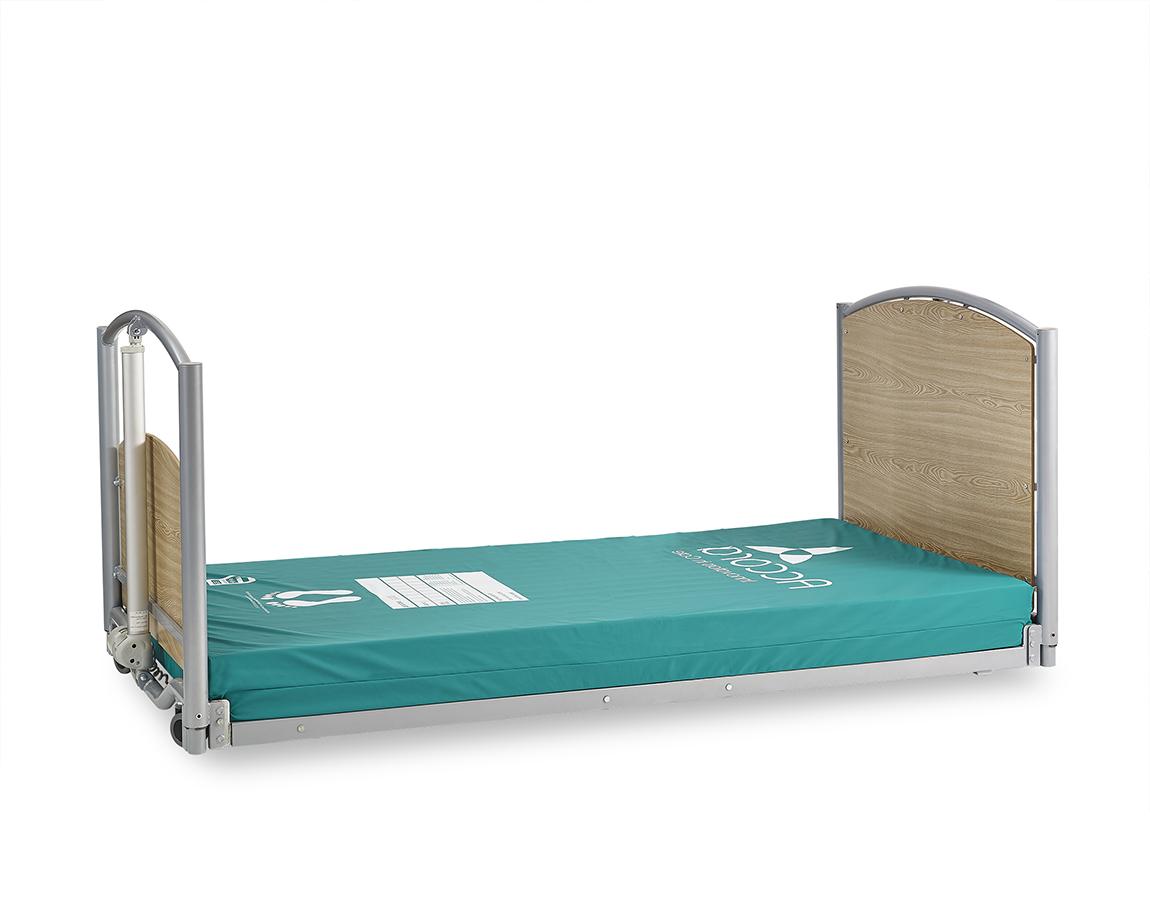 Accora Floor Bed 1, FloorBed™ 1, profiling bed, hospital bed