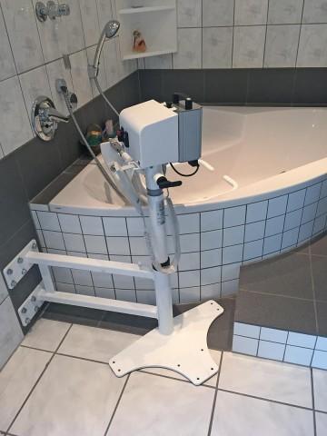 Autolift Bath Hoist
