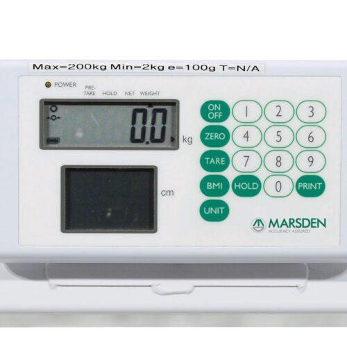 M-600 Hoist Weighing Attachment