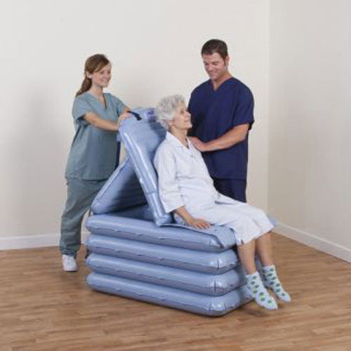 Emergency Lifting Chair and Cushions