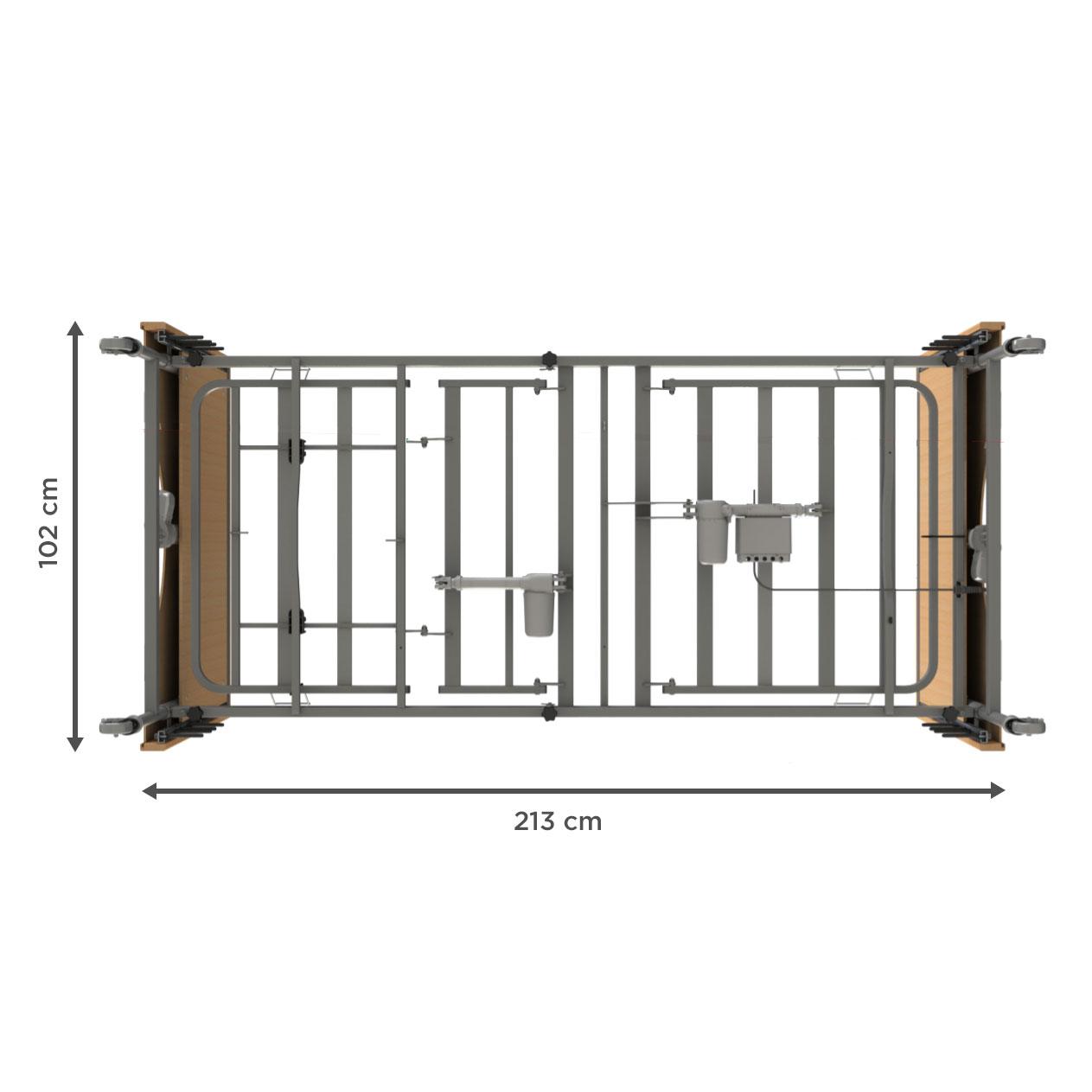 alerta-care-bed-dimensions