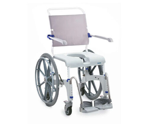 Aquatec-Ocean-self-propelled-shower-chair-commode